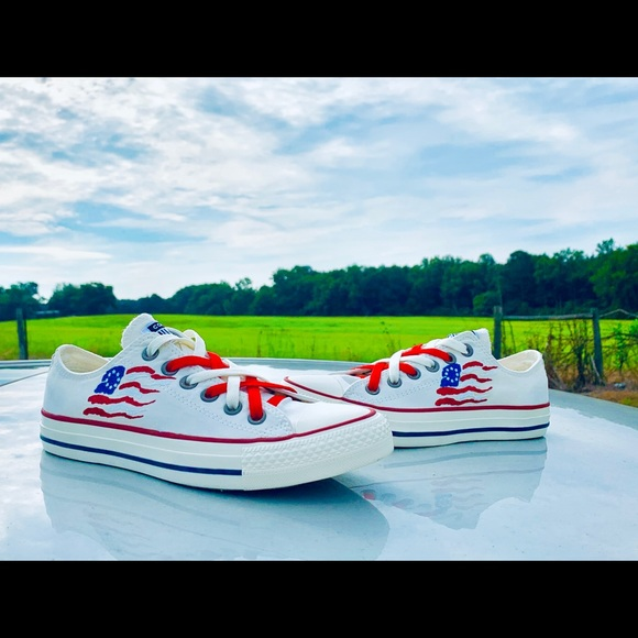 Converse Shoes | Betsy Ross American